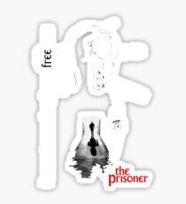 The Prisoner Sticker