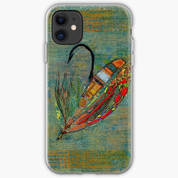 Fly Fishing iPhone Soft Case