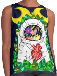Nature of space Contrast Tank
