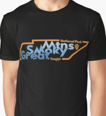 Great Smoky Mountains National Park, Tennesee Graphic T-Shirt