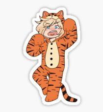 Yurio the Furio Sticker