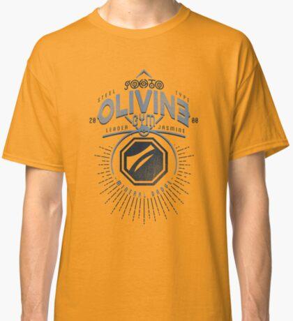 Olivine Gym Classic T-Shirt
