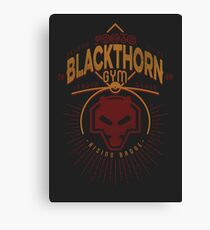 Blackthorn Gym Canvas Print