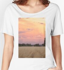 Christmas Eve in Australia Women's Relaxed Fit T-Shirt
