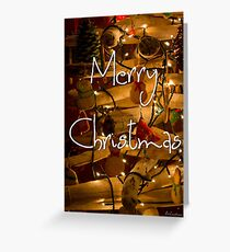 Christmas Card #1 Greeting Card