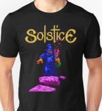 Solstice (SNES Title Screen) Unisex T-Shirt