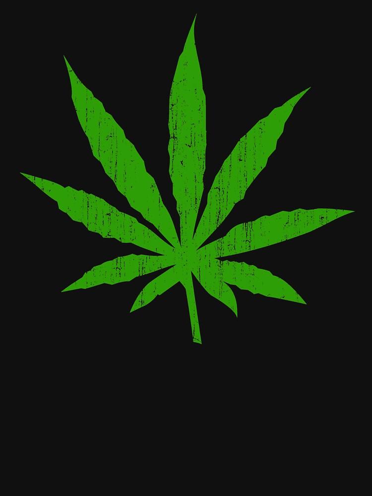 Marijuana Leaf | Women's T-Shirt