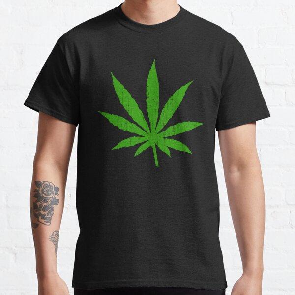 Marijuana Leaf Classic T-Shirt