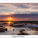 Rickett's Point Sunset by Greg Earl
