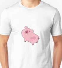 Waddles from Gravity Falls Unisex T-Shirt