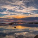 Ricketts Point Reflections by Greg Earl