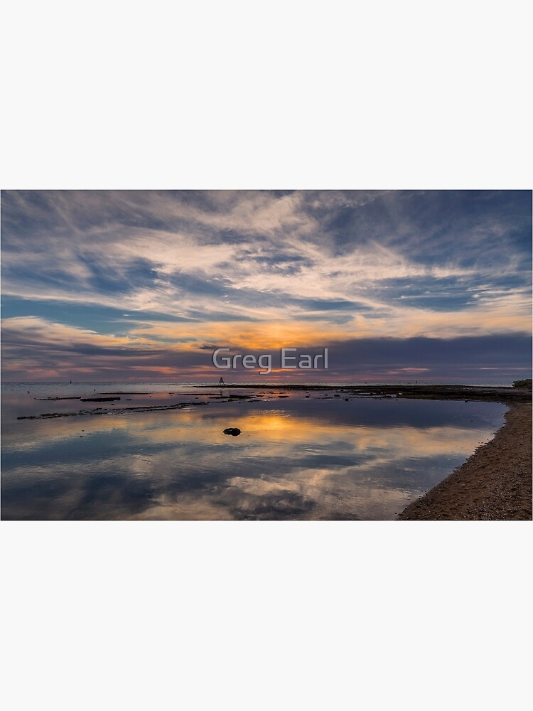 Ricketts Point Reflections by GregEarl