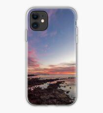 Sunset at Rickett's Point iPhone Case