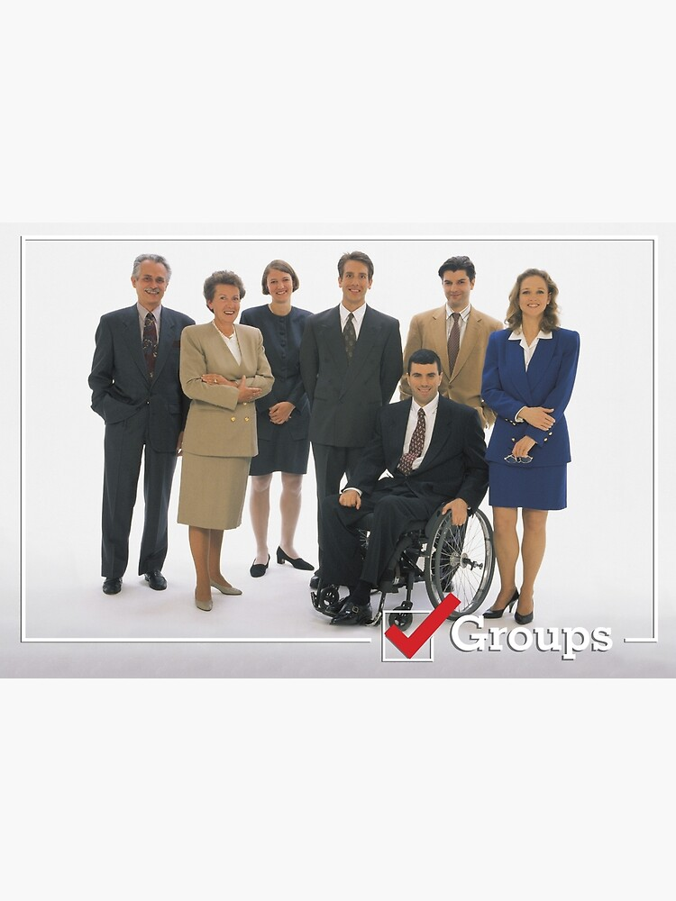 GROUPS: Office  by BeautifulPrints