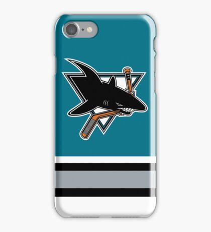 San Jose Sharks Retro iPhone Case/Skin