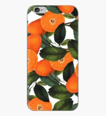 The Forbidden Orange #redbubble #lifestyle iPhone Case