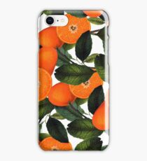 The Forbidden Orange #redbubble #lifestyle iPhone Case/Skin