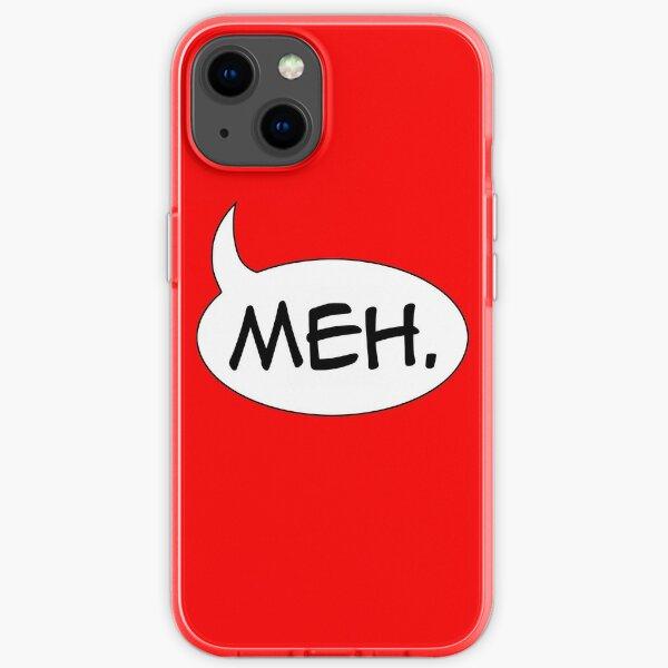 Meh. iPhone Soft Case