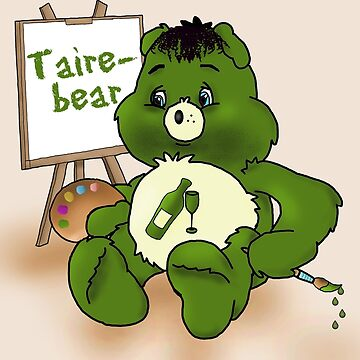 Taire Bear by DAMMIT-ANDERSON