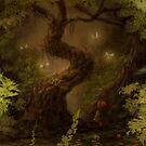 Tree by Alexander Skachkov