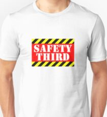 Safety third T-Shirt
