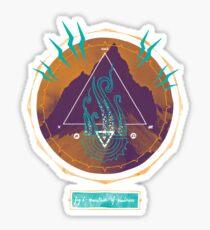 Mountain of Madness Sticker