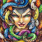 Medusa by Bryan Collins