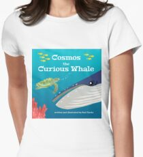 Cosmos the Curious Whale T-Shirt
