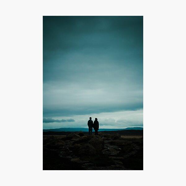 Icelandic View Photographic Print