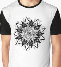 Mandala Seven - No Text Graphic T-Shirt