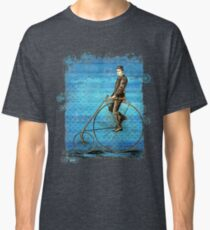 Boy on a bike Classic T-Shirt