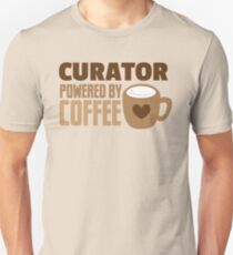 CURATOR powered by coffee T-Shirt