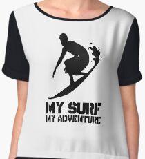 Surf Chiffon Top