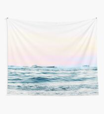 Verträumter Ozean #redbubble #decor Wandbehang