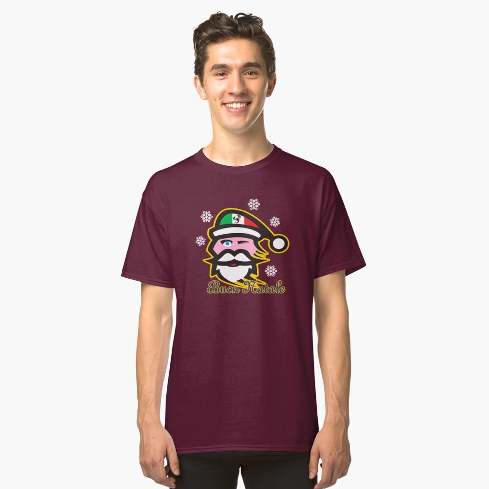 Santa / scorpion Classic T-Shirt Front