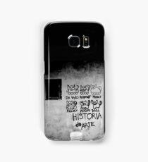Cats Artists - Da Vinci, Rembrandt, Monet, Pollock, Picasso, Dalì - Historia Da Arte  Samsung Galaxy Case/Skin