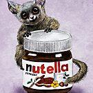 Süßes Ziel // Galago und Nutella von AnnaShell