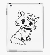 Cute baby cute cute cat iPad Case/Skin
