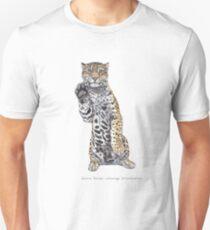 Nice to Meet You Jaguar Slim Fit T-Shirt