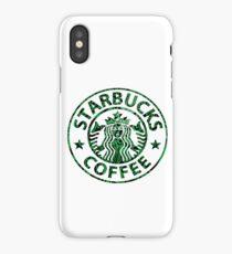 Tie Dye Cute Starbucks Pack iPhone Case/Skin