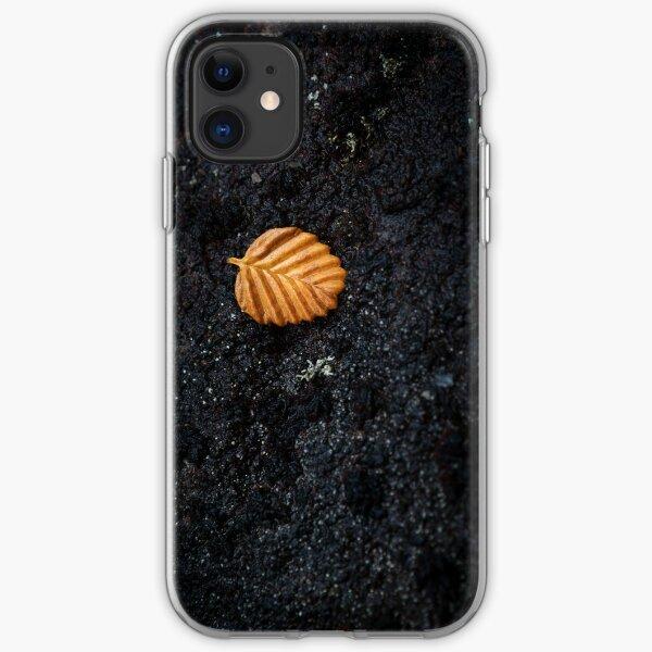 Fallen Fagus, Mt Field iPhone Soft Case