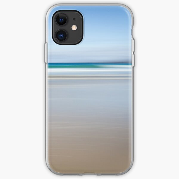 Marion Bay simplified iPhone Soft Case