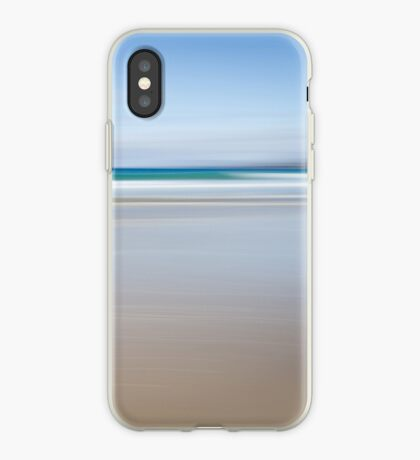 Marion Bay simplified iPhone Case