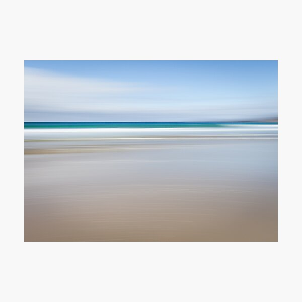 Marion Bay simplified Photographic Print