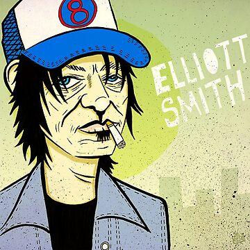 elliott smith by giseladiana
