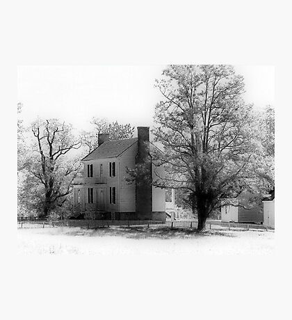Home In The Country Photographic Print