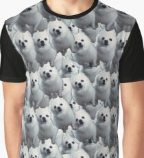 Gabe The Dog Graphic T-Shirt