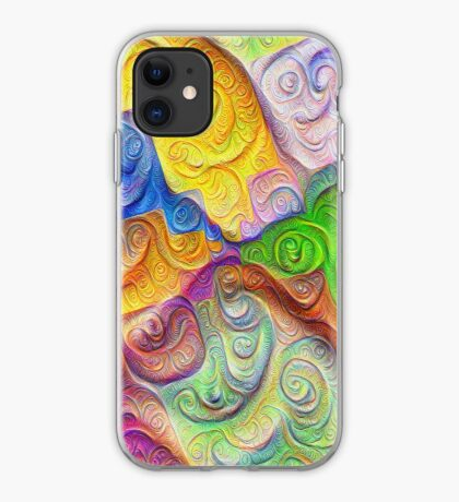 The Color Spots was each carefully sculpted #DeepDream iPhone Case