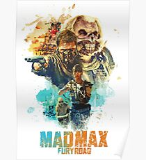 Mad Max - Fury Road Poster