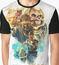 Mad Max - Fury Road Graphic T-Shirt